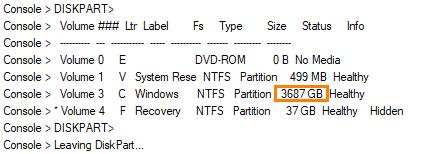 Understanding FAILURE (5615): Boot Drive not Found - Vacuum
