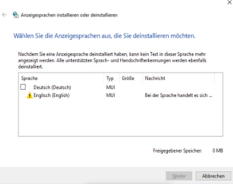download mui language packs for windows 10 build 1709