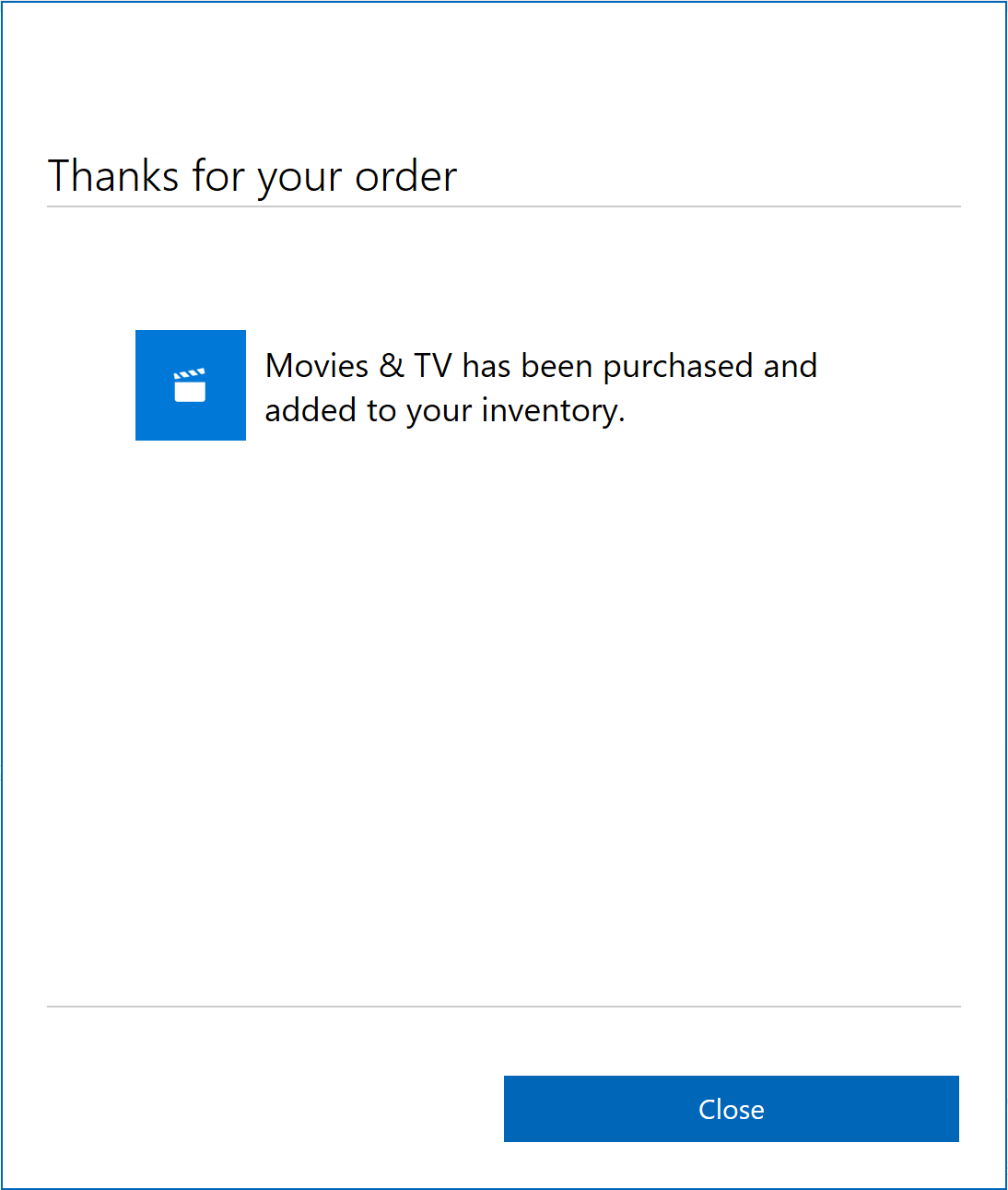 Restore a Deprovisioned Windows 10 In-Box App - Vacuum Breather