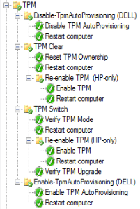 TPM Upgrade Process on Dell & HP Systems Using MDT - Vacuum Breather